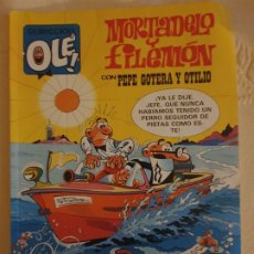 Tebeos: MORTADELO Y FILEMON M 233. Lote 172471307