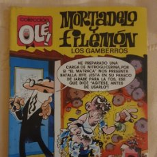 Tebeos: MORTADELO Y FILEMON M 252. Lote 172471670
