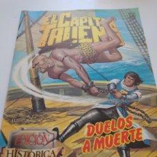 Tebeos: EL CAPITÁN TRUENO EDICIÓN HISTÓRICA NÚMERO 92. Lote 172621038