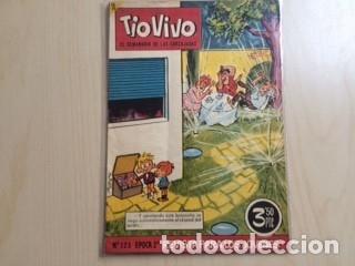 Tebeos: Tio Vivo lote de 9 ejemplares 2ª época - Foto 8 - 145273386