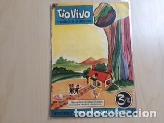 Tebeos: Tio Vivo lote de 9 ejemplares 2ª época - Foto 10 - 145273386