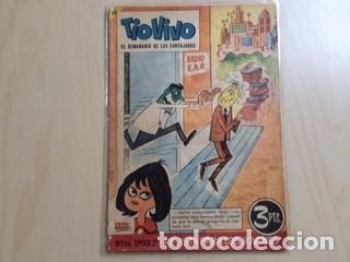 Tebeos: Tio Vivo lote de 9 ejemplares 2ª época - Foto 12 - 145273386