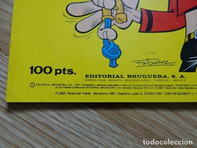Tebeos: EL BOTONES SACARINO nº 132 El terror de la oficina Colección Olé ! Ed. Bruguera 1981 3ª edicion - Foto 3 - 172685269