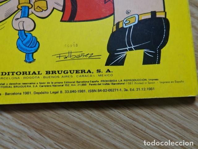 Tebeos: EL BOTONES SACARINO nº 132 El terror de la oficina Colección Olé ! Ed. Bruguera 1981 3ª edicion - Foto 4 - 172685269
