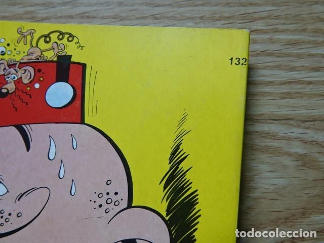 Tebeos: EL BOTONES SACARINO nº 132 El terror de la oficina Colección Olé ! Ed. Bruguera 1981 3ª edicion - Foto 5 - 172685269