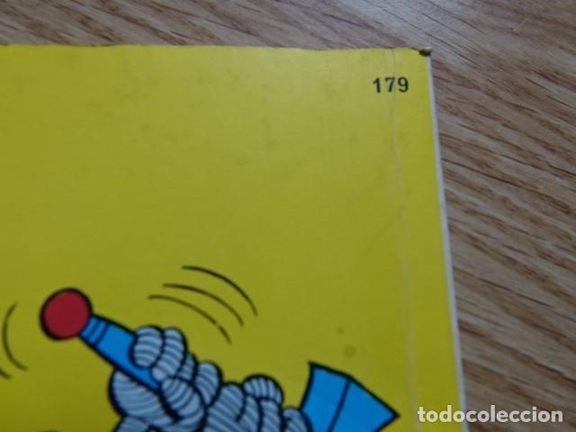 Tebeos: COLECCIÓN OLÉ! MORTADELO Y FILEMÓN Botones Sacarino Sir Tim O`Theo BRUGUERA Nº 179 1ª EDICIÓN 1979 - Foto 4 - 172685690