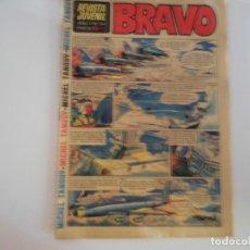 Tebeos: REVISTA BRAVO Nº 34 BRUGUERA. Lote 172720585