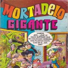 Tebeos: COMIC COLECCION MORTADELO GIGANTE Nº 9. Lote 172768004