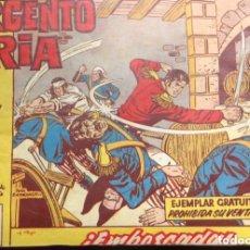 Tebeos: SARGENTO FURIA, 35 CUENTOS ENCUADERNADOS, ORIGINALES DE 1962. COMPLETO. IMPECABLE. ED. BRUGUERA. Lote 172830965