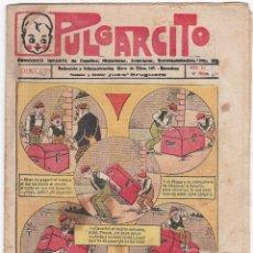 Tebeos: PERIODICO INFANTIL PULGARCITO - Nº 116 - AÑO III - JUAN BRUGUERA. Lote 172873037