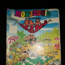 Tebeos: MORTADELO ESPECIAL BIKINI Nº 92 DE 1980. EDITORIAL BRUGUERA.. Lote 172890938