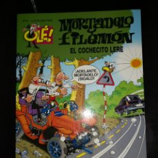 Tebeos: MORTADELO Y FILEMON EL COCHECITO LERE. Lote 172891230