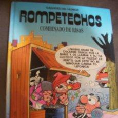 Tebeos: MORTADELO Y FILEMON - COMBINADO DE RISAS. Lote 172952407