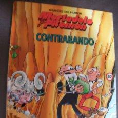 Tebeos: MORTADELO Y FILEMON - CONTRABANDO. Lote 172952494