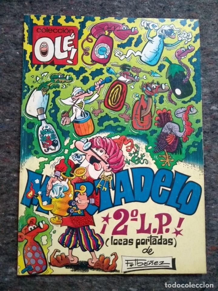 Tebeos: Colección Olé nºs 363 383 y 384 - Especiales Portadas - Foto 2 - 172957822
