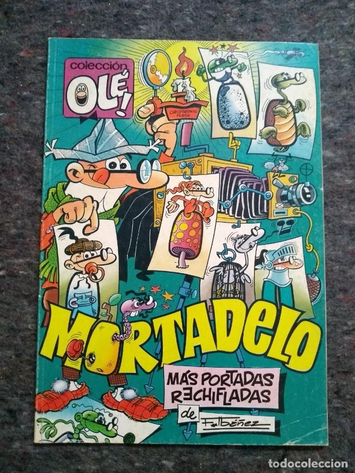 Tebeos: Colección Olé nºs 363 383 y 384 - Especiales Portadas - Foto 18 - 172957822
