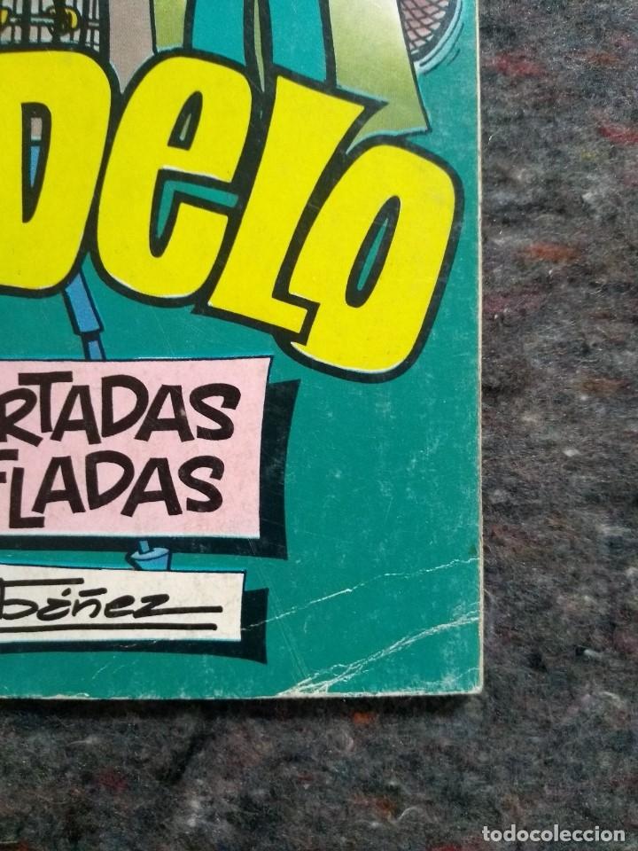 Tebeos: Colección Olé nºs 363 383 y 384 - Especiales Portadas - Foto 22 - 172957822