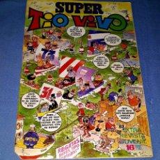 Tebeos: SUPER TIO VIVO Nº 5 DE BRUGUERA EN MUY BUEN ESTADO ORIGINAL VER FOTO Y DESCRIPCION. Lote 173012633