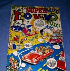 Tebeos: SUPER TIO VIVO Nº 24 DE BRUGUERA EN MUY BUEN ESTADO ORIGINAL VER FOTO Y DESCRIPCION. Lote 173013325