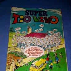 Tebeos: SUPER TIO VIVO Nº 42 DE BRUGUERA EN MUY BUEN ESTADO ORIGINAL VER FOTO Y DESCRIPCION. Lote 173013893