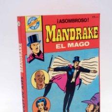 Giornalini: SERIE CLÁSICOS POCKET DE ASES 33. MANDRAKE EL MAGO (LEE FLAK) BRUGUERA, 1983. OFRT. Lote 269115688