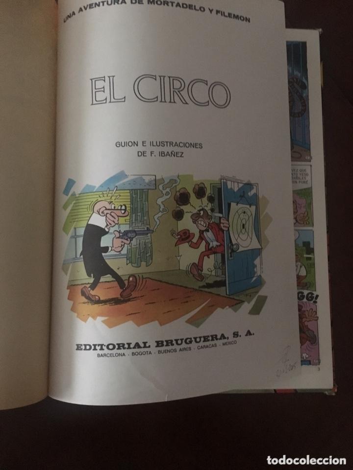 Tebeos: Mortadelo y Filemón -El circo-Colección Ases del Humor - Foto 3 - 173045245