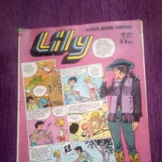 Tebeos: LILY 1017 Z. Lote 173078554