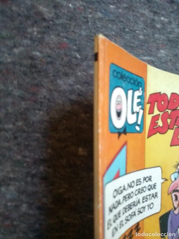 Tebeos: Colección Olé nº 359 V. 11 - Todos Estamos Locos - Muy buen estado - Foto 2 - 173085038