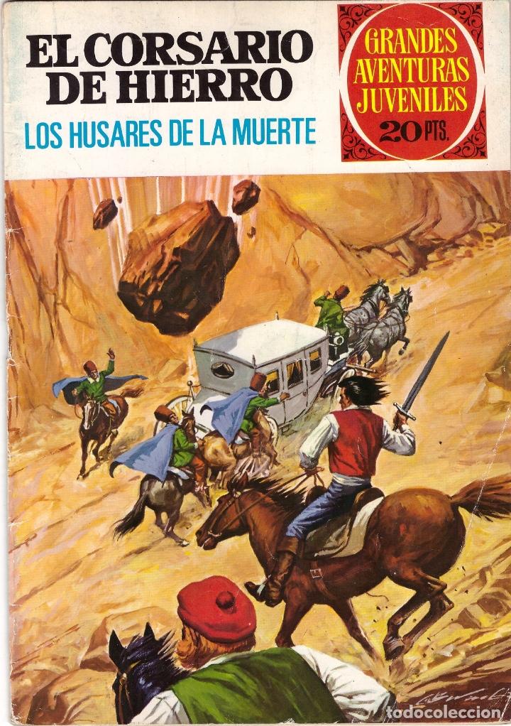 comic el corsario de hierro, grandes aventuras - Comprar