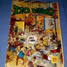Tebeos: SUPER TIO VIVO Nº 45 DE BRUGUERA EN BUEN ESTADO ORIGINAL VER FOTO Y DESCRIPCION. Lote 173112222