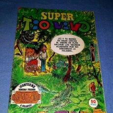 Tebeos: SUPER TIO VIVO Nº 90 DE BRUGUERA EN MUY BUEN ESTADO ORIGINAL VER FOTO Y DESCRIPCION. Lote 173112403