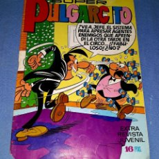 Tebeos: SUPER PULGARCITO Nº 24 DE BRUGUERA EN MUY BUEN ESTADO VER FOTO Y DESCRIPCION. Lote 173123869