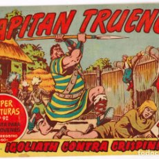 Tebeos: EL CAPITAN TRUENO Nº 113 - ORIGINAL DE 1958. Lote 173134164