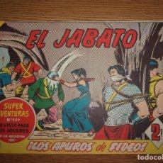 Tebeos: EL JABATO Nº275 ORIGINAL.. Lote 173148738
