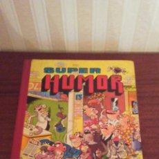 Tebeos: TOMO NUMERO2 DE LA SERIE SUPER HUMOR AÑO 1984 ,TAPA DURA ,ESTA PERFECTO. Lote 173153347