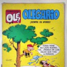 Tebeos: OLEGARIO Nº 29 SIEMPRE EN APUROS 1ª EDICIÓN 1971. Lote 173161549