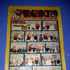 Tebeos: PULGARCITO Nº 1624 AÑO 1952 ORIGINAL DE BRUGUERA EN BUEN ESTADO VER FOTO Y DESCRIPCION. Lote 173228802