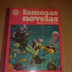 Tebeos: FAMOSAS NOVELAS DE BRUGERA TOMO I 4ª EDICION 1979. Lote 173254515
