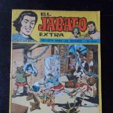 Tebeos: EL JABATO EXTRA Nº 26 DITORIAL BRUGUERA ORIGINAL . Lote 173329429