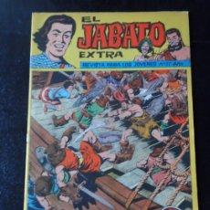 Tebeos: EL JABATO EXTRA Nº 27 DITORIAL BRUGUERA ORIGINAL . Lote 173330077