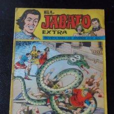 Tebeos: EL JABATO EXTRA Nº 32 DITORIAL BRUGUERA ORIGINAL . Lote 173331539
