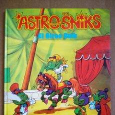 Tebeos: ASTROSNIKS N°3: EL CIRCO SNIK (BRUGUERA, 1984). POR FRESNO'S. GUIÓN DE JAUME RIBERA.. Lote 173368408