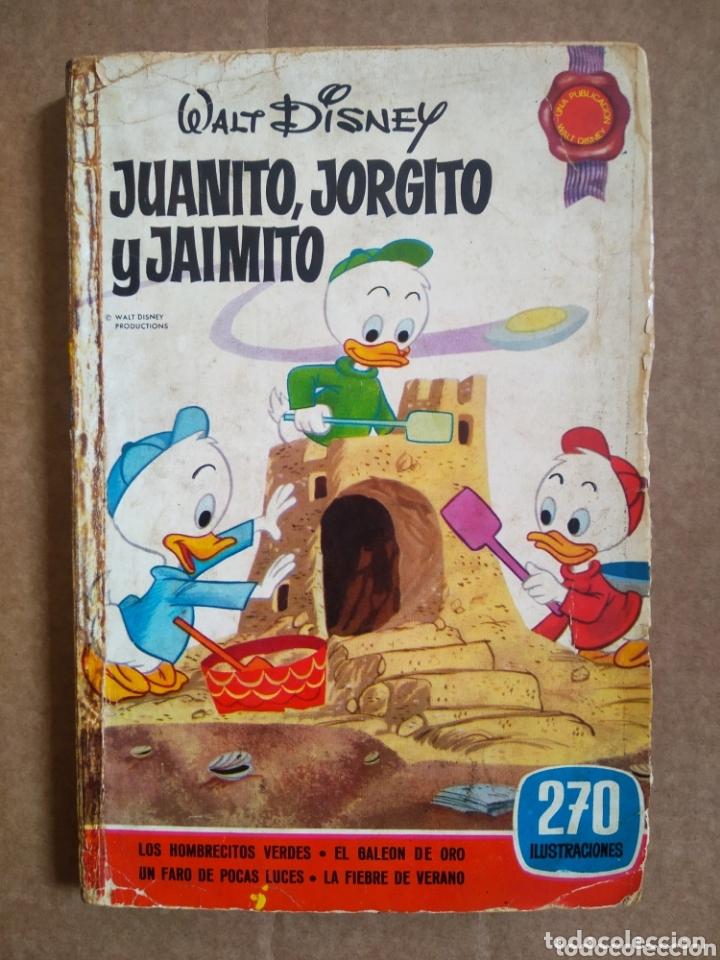 HORAS ALEGRES N°22: JUANITO, JORGITO Y JAIMITO (BRUGUERA, 1967). (Tebeos y Comics - Bruguera - Otros)