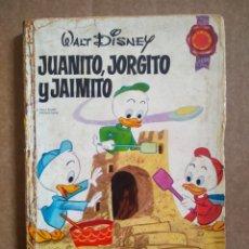Tebeos: HORAS ALEGRES N°22: JUANITO, JORGITO Y JAIMITO (BRUGUERA, 1967).. Lote 173368457