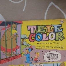Tebeos: TELE COLOR Nº 130 BRUGUERA . Lote 173374123