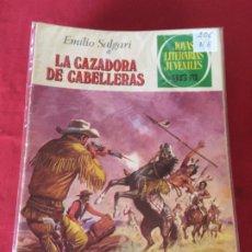 Tebeos: BRUGUERA JOYAS LITERARIAS JUVENILES NUMERO 206 NORMAL ESTADO. Lote 173379072