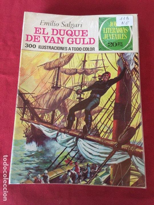 BRUGUERA JOYAS LITERARIAS JUVENILES NUMERO 118 NORMAL ESTADO (Tebeos y Comics - Bruguera - Joyas Literarias)