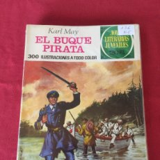 Tebeos: BRUGUERA JOYAS LITERARIAS JUVENILES NUMERO 136 NORMAL ESTADO. Lote 173379854