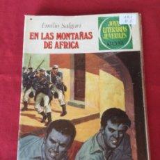 Tebeos: BRUGUERA JOYAS LITERARIAS JUVENILES NUMERO 181 NORMAL ESTADO. Lote 173379899
