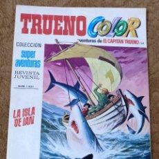 Tebeos: TRUENO COLOR Nº 154 (BRUGUERA 1ª EPOCA 1972). Lote 173386693